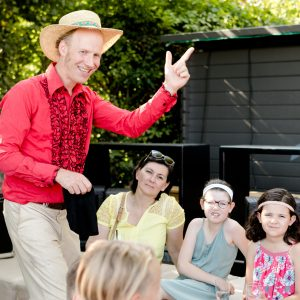 Zauberer für Familien in Berlin